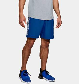Under Armour Men's UA Woven Graphic Wordmark Shorts