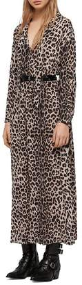 AllSaints Kristen Leppo Maxi Dress