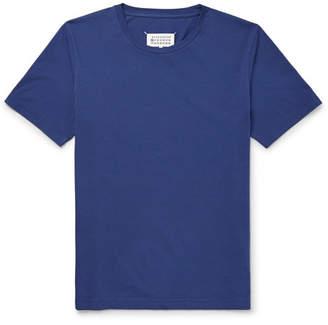 Maison Margiela Garment-Dyed Cotton-Jersey T-Shirt
