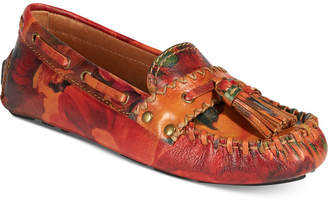 Patricia Nash Domenica Tassel Loafer Flats Women's Shoes