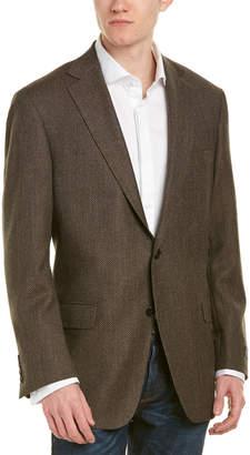 Hart Schaffner Marx Classic Fit Wool Sport Coat