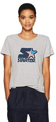 Americana Starter Women's Short Sleeve Logo T-Shirt