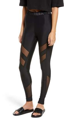 Ivy Park R) Regal Drape Leggings