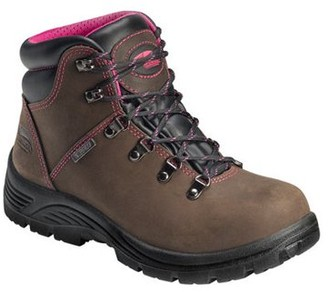 Avenger Work Boots Avenger Women's A7125 Steel Safety Toe Work Boot
