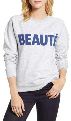 J.Crew Beaute Sweatshirt