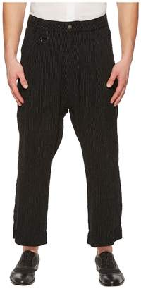Vivienne Westwood Anglomania Cropped Dietrich Pants
