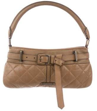 3636a491b7eb Burberry Brown Top Zip Shoulder Bags - ShopStyle