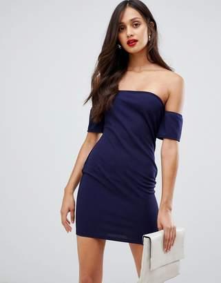 AX Paris off the shoulder mini dress