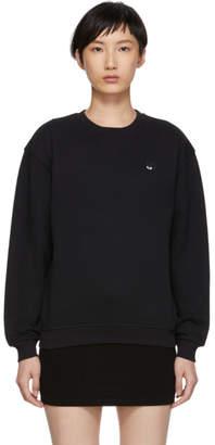 McQ Black Classic Sweatshirt