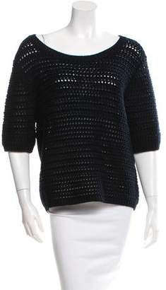 Demy Lee Short Sleeve Kyla Sweater w/ Tags