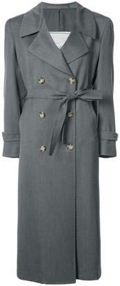 Giuliva Heritage Collection double breasted trench coat
