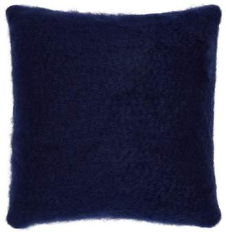 Viso Project - Mohair Cushion - Navy