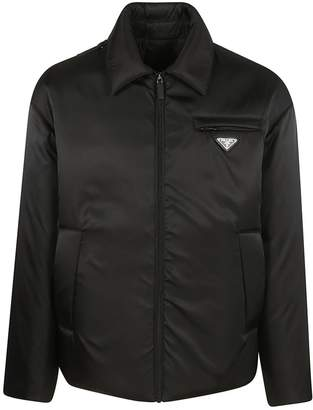 Prada Logo Jacket