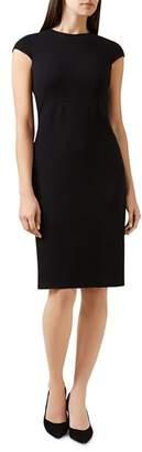 Hobbs London Kirsty Piqué Sheath Dress