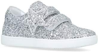 Christian Dior Glitter Star Sneakers