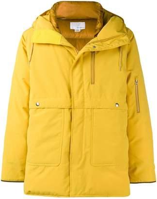 Nanamica hooded padded coat