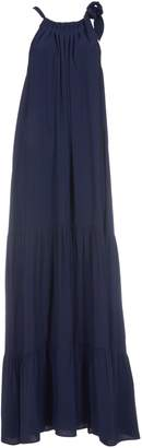 Semi-Couture Semicouture Erika Cavallini Halter-neck Gathered Dress