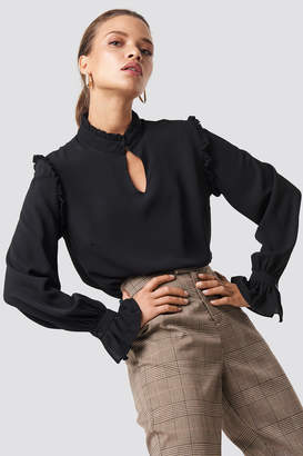 Trendyol Frilly Blouse