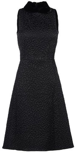 Rochas 3/4 length dress