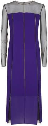Akris Dress In Silk Georgette