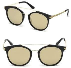 GUESS 52MM Oval Sunglasses