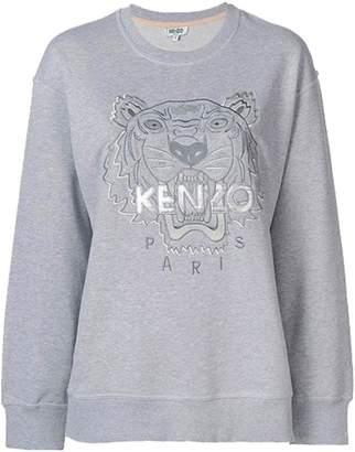 Kenzo Pearl Grey Sweatshirt
