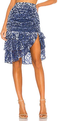 Majorelle Gabriela Midi Skirt