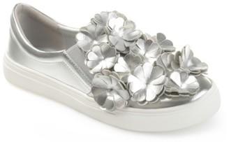 Journee Collection Mizey Slip-On Sneaker