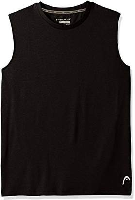 Head Men's Hypertek Heathered Sleeveless