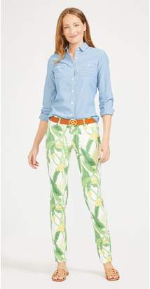 J.Mclaughlin Lexi Jeans in Lily Frond