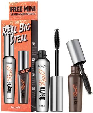 Next Womens Benefit They're Real Big Steal Mascara Duo Kit