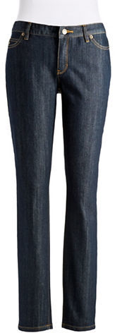 MICHAEL Michael Kors Medium Washed Skinny Jeans