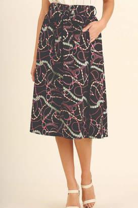 Umgee USA Print Skirt