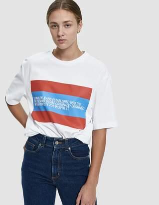 Calvin Klein Jeans Est. 1978 EST. 1978 Logo Print Tee