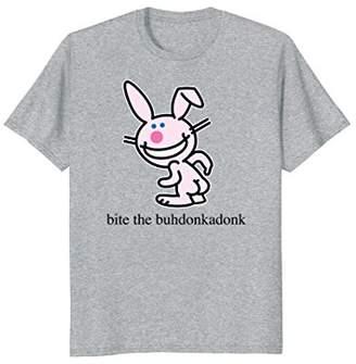Ripple Junction It's Happy Bunny Bite the buhdonkadonk
