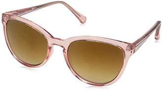 Vince Camuto Women's VC672 PK Cateye Sunglasses