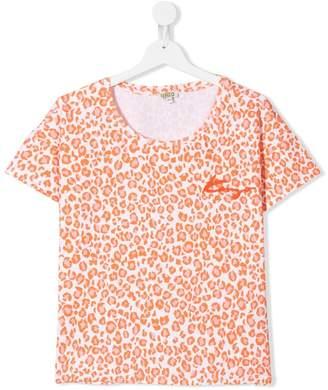 Kenzo TEEN leopard print T-shirt