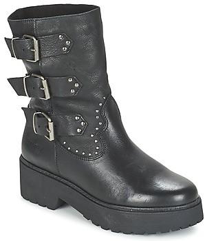 Coolway BILBI women's Mid Boots in Black
