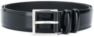 Orciani buckled belt