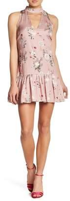 Amanda Uprichard Sara Floral Dress