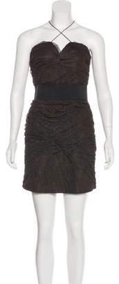 Foley + Corinna Tulle Mini Dress w/ Tags
