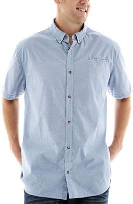 i jeans by Buffalo Short-Sleeve Mave Woven Shirt-Big & Tall