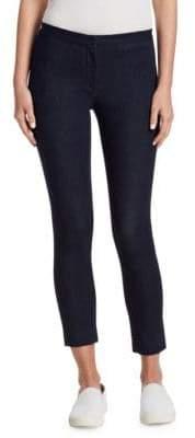 Theory Classic Crop Skinny Denim Pants
