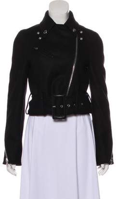 Givenchy Wool Moto Jacket w/ Tags
