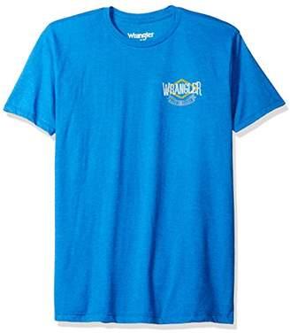 Wrangler Men's Short Sleeve Logo T-Shirt