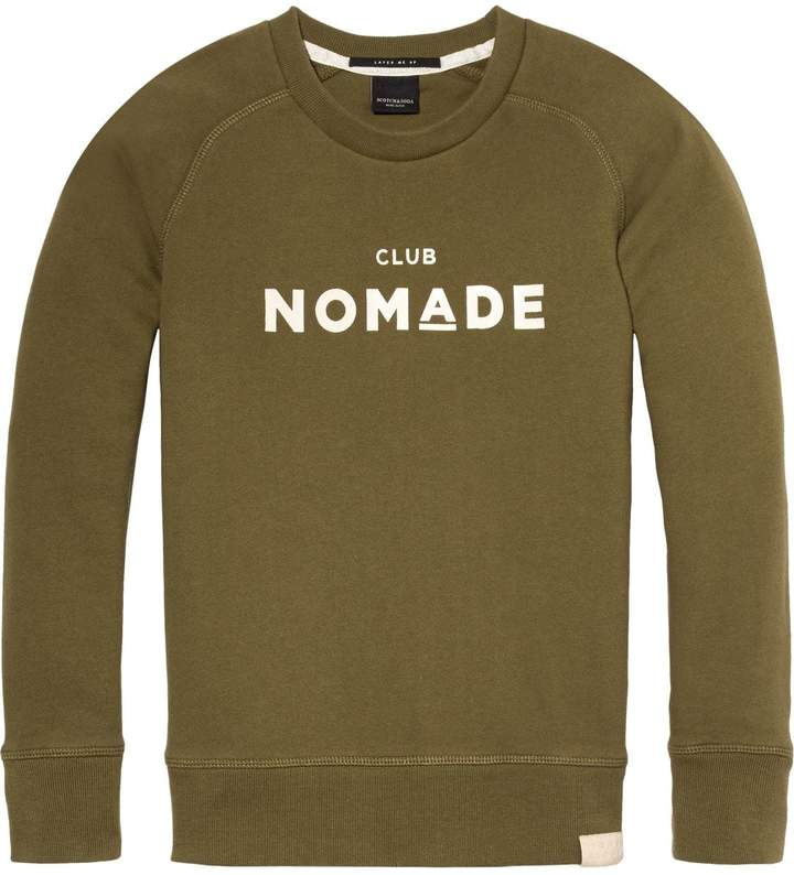 Sporty Sweater Club Nomade