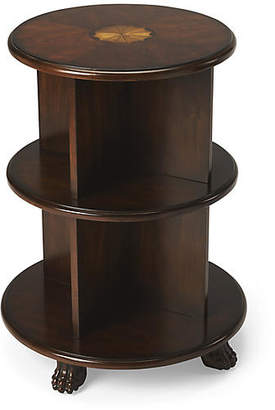 One Kings Lane McClure Side Table - Cherry