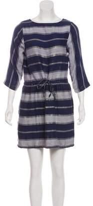 Ace&Jig Striped Mini Dress
