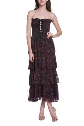 Endless Rose Floral Maxi Dress