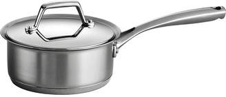 Tramontina Gourmet Prima Tri-Ply Stainless Steel Covered Saucepan